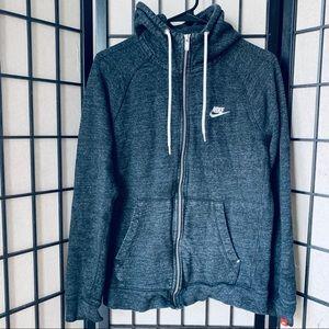 Nike sportswear legacy full zip hoodie sz S